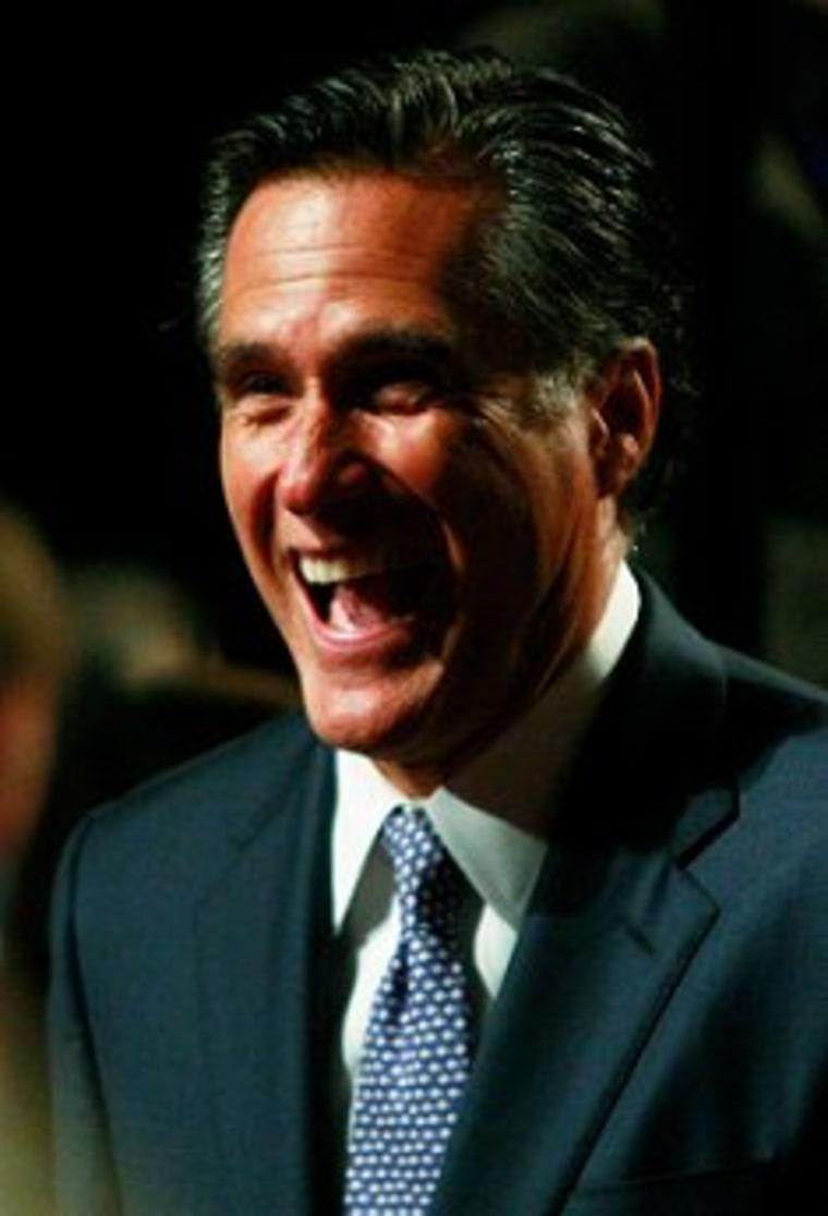 Chronicling Mitt's Mendacity