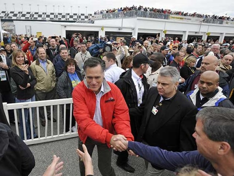 Who among us has not befriended NASCAR team owners?