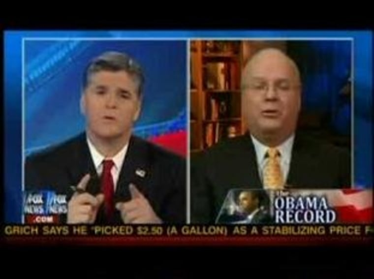Rove repeats a tired lie