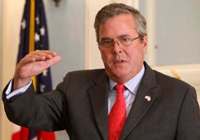 Jeb probably won't be the GOP's white knight.