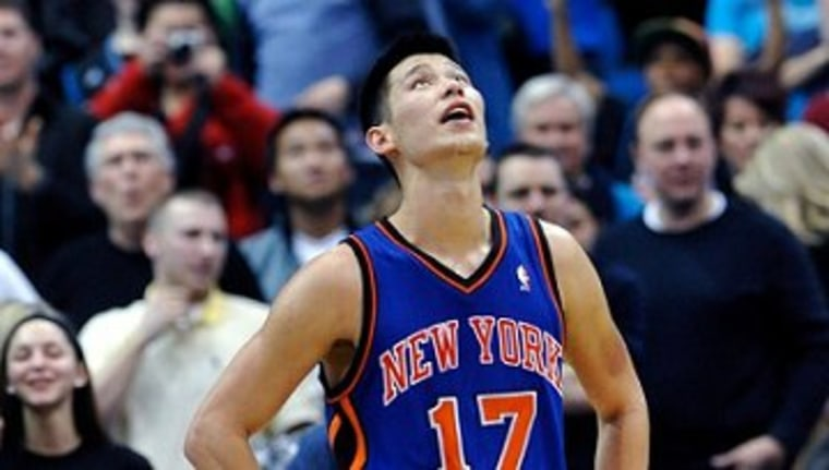 Lin's 'biggest anomaly'?