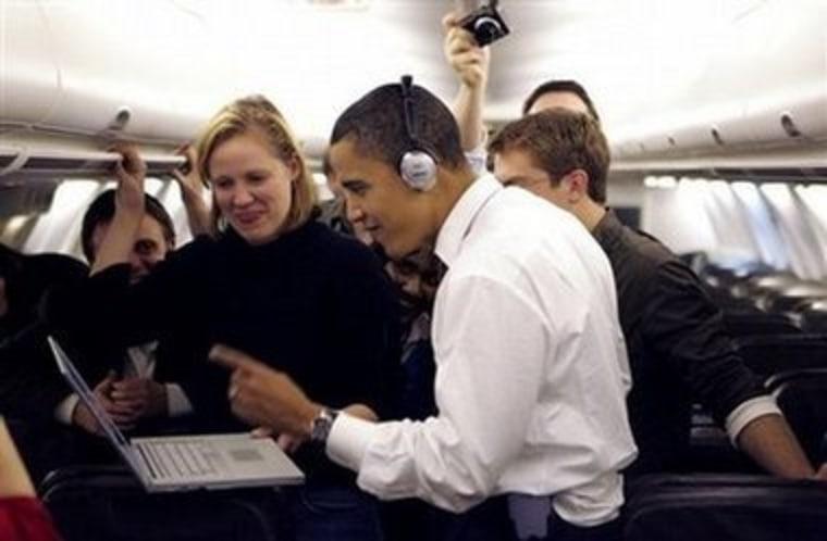 Parsing the President's Spotify Playlist