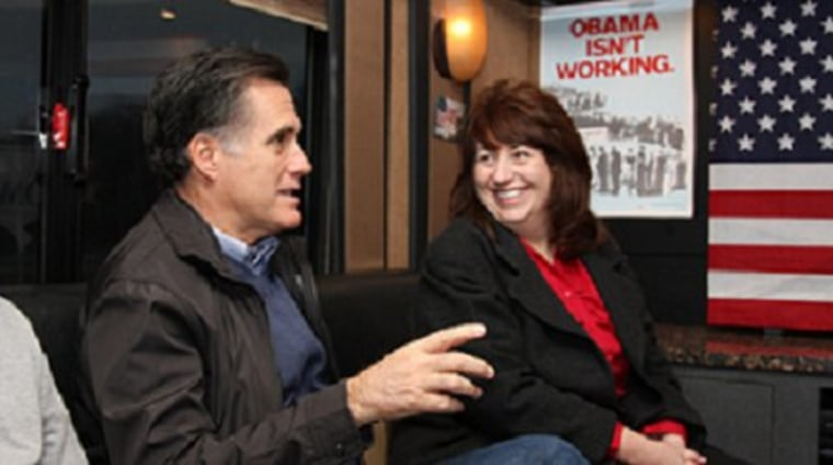 Why jobs may be Romney's weakest issue