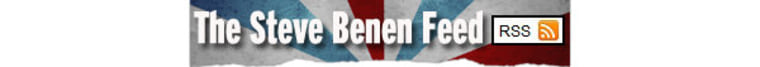 Housekeeping note: The Steve Benen RSS feed
