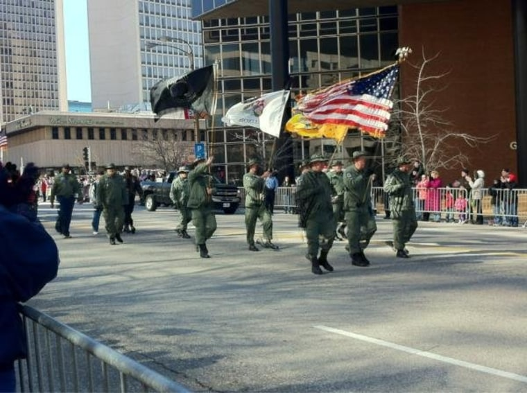 Pics: St. Louis welcomes home the troops