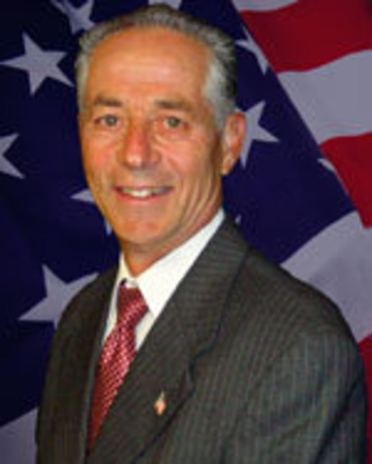East Haven, Connecticut, Mayor Joseph Maturo