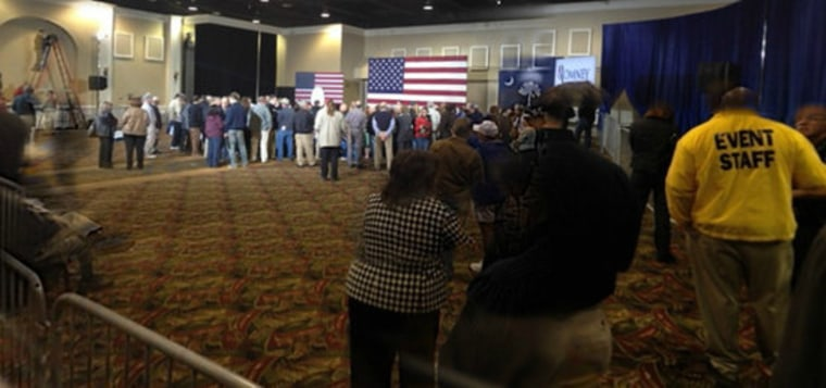 Pic: Romney's grassroots