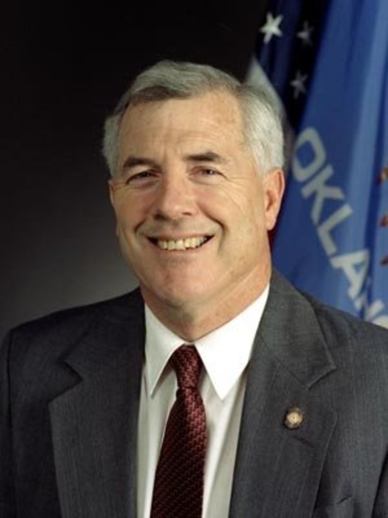 Oklahoma State Representative Mike Reynolds wants to bring DADT back to the National Guard.