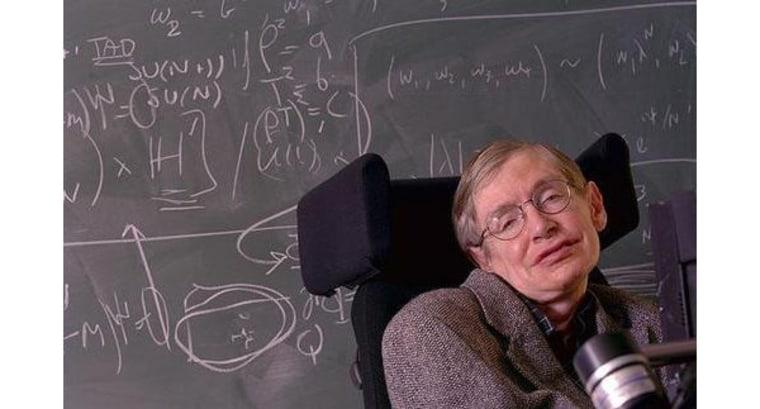 Happy Birthday, Stephen Hawking