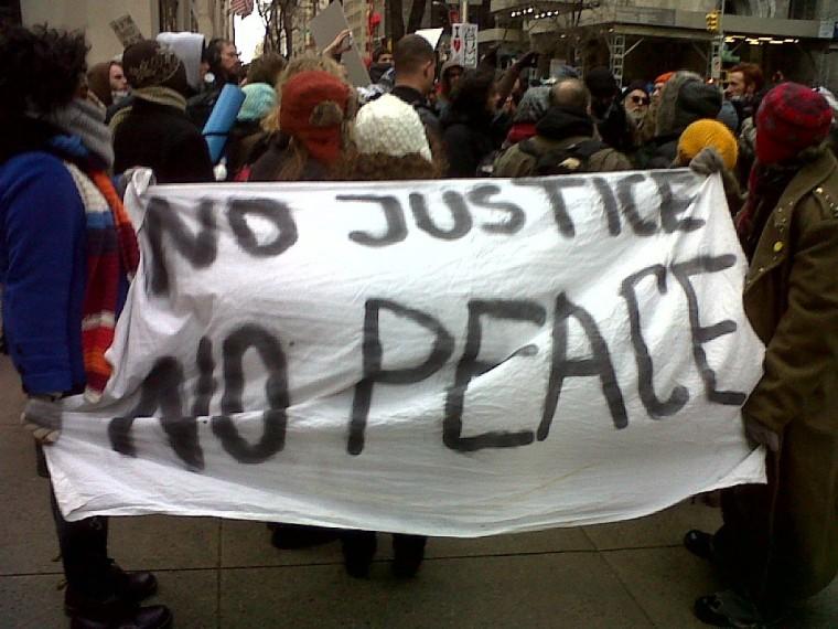 Occupy the NDAA