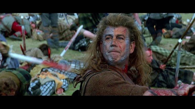 'Everybody else said, 'Look, this is a 'Braveheart' moment. You, Mr. Speaker, are our William Wallace. Let's rush to the fight.'