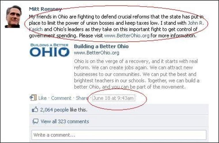 Romney invents new rhetorical device