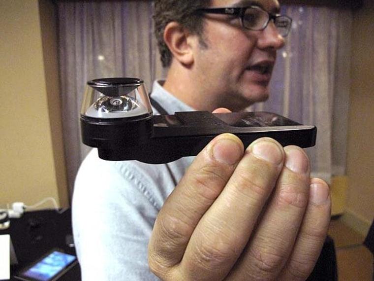 Inspecting gadgets