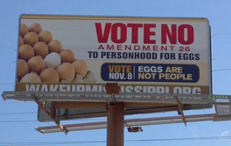 DIY for choice in Mississippi, billboard edition