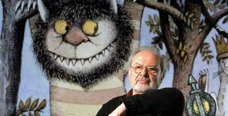 Maurice Sendak and please don't call him a children's illustrator