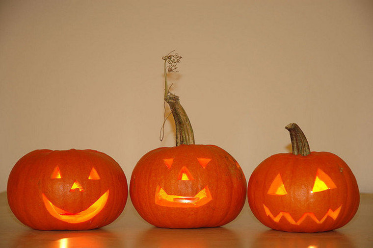 Balanced-budget month comes with pumpkins. September gets....