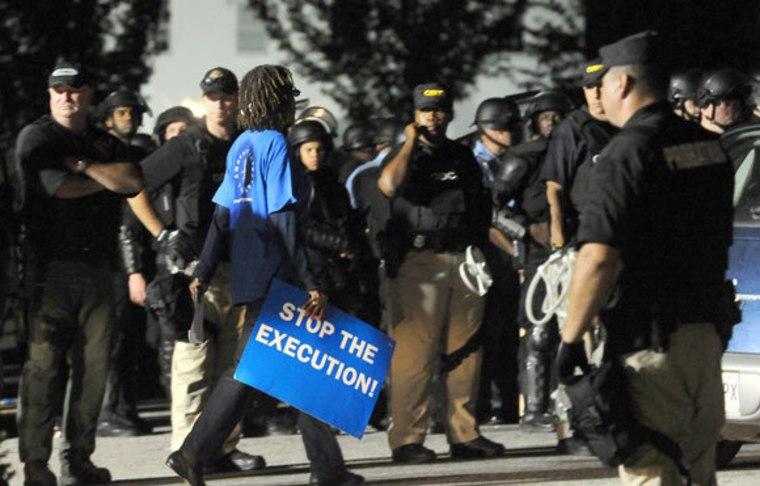 Will Troy Davis kill the death penalty?