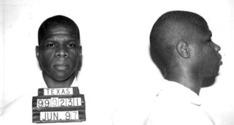 Texas death-row inmate Duane Buck.