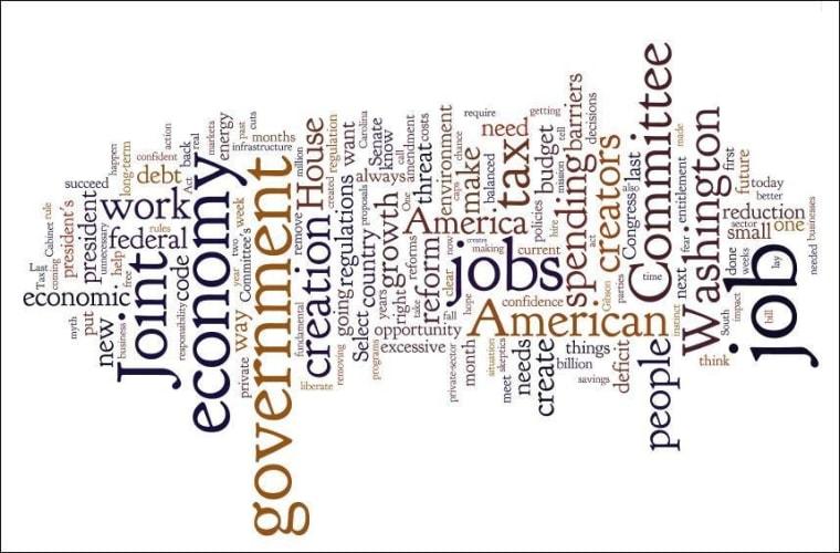 From House Speaker John Boehner's economy speech, 9.15.11.