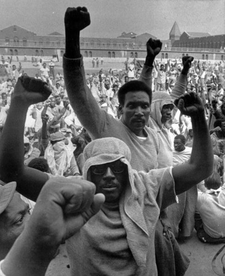The Attica Uprising, 40 years later