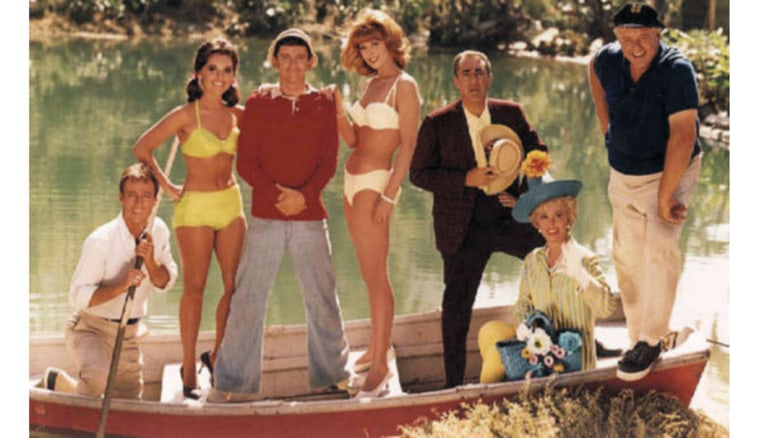 Challenge accepted: Gilligan's Island edition