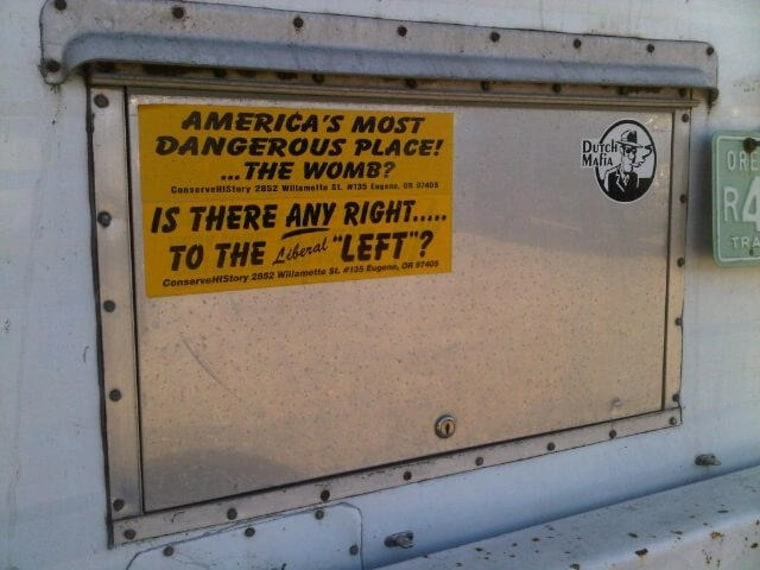 """Seen in #California: 'Is there any right to the liberal \""""left\""""?'"""