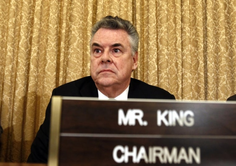 Peter King's latest target? Hollywood