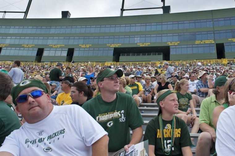 These people own the Green Bay Packers