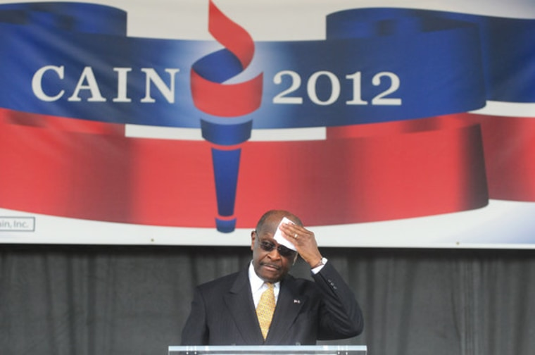 Weighing the Herman Cain apology