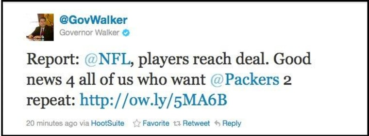 This is what unpopular looks like - #Packers, #Wisconsin edition