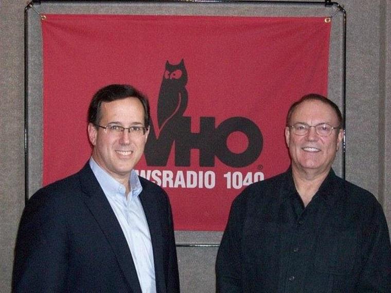 One of these people is Rick Santorum.