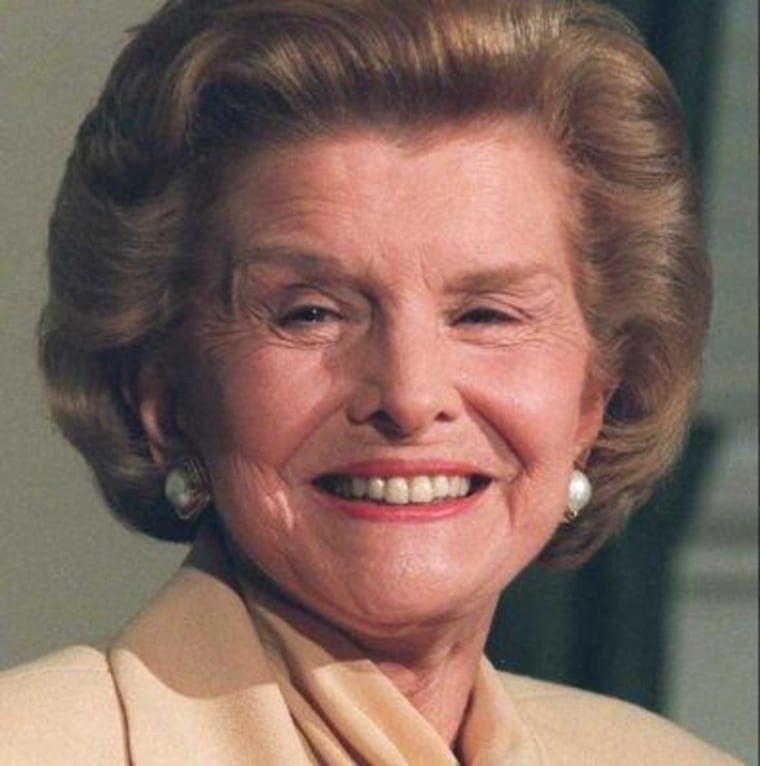 Betty Ford: 1918-2011