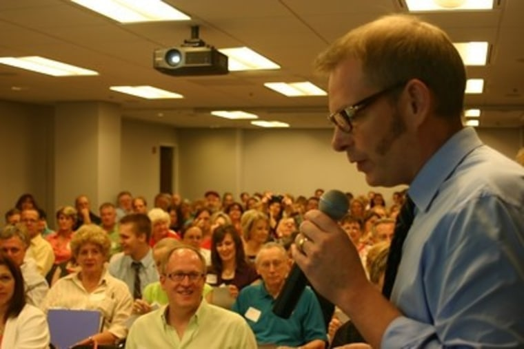 FreedomWorks' Matt Kibbe sells the big idea.