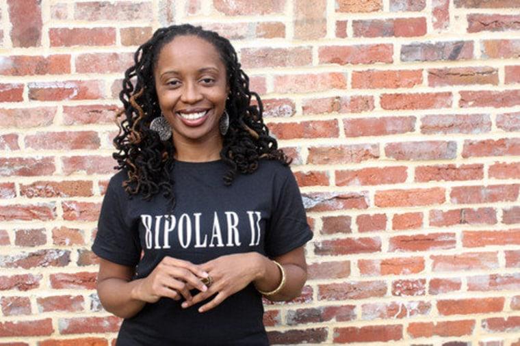 Meet Bassey Ikpi, mental health advocate
