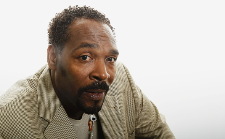 Rodney King, in April of this year.
