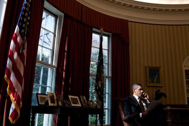 Obama-as-Big Spender image is simply false
