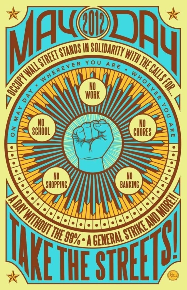 Is Occupy signaling a May Day?