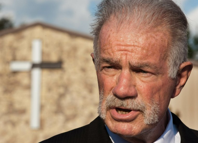 Terry Jones threatens (again) to burn Qurans
