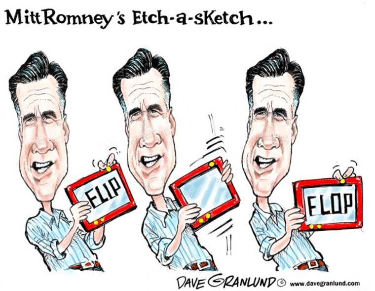 Romney's ghosts of campaigns present