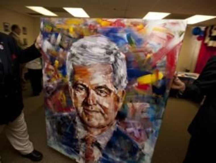 Can Gingrich learn the art of skillful losing?