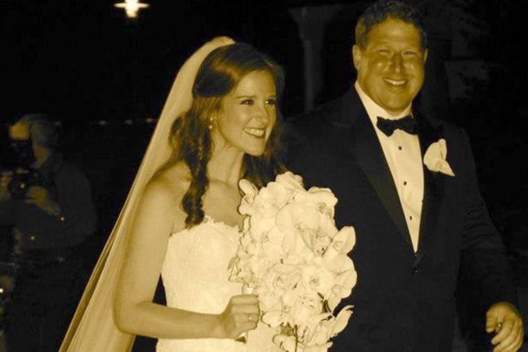 Congrats to Morning Joe producer Liz Grodd on her wedding