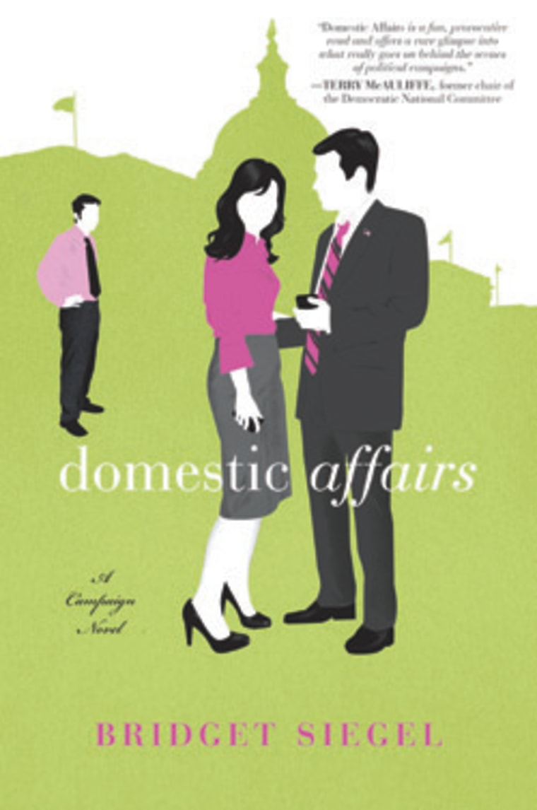 "An excerpt from Bridget Siegel's ""Domestic Affairs"""