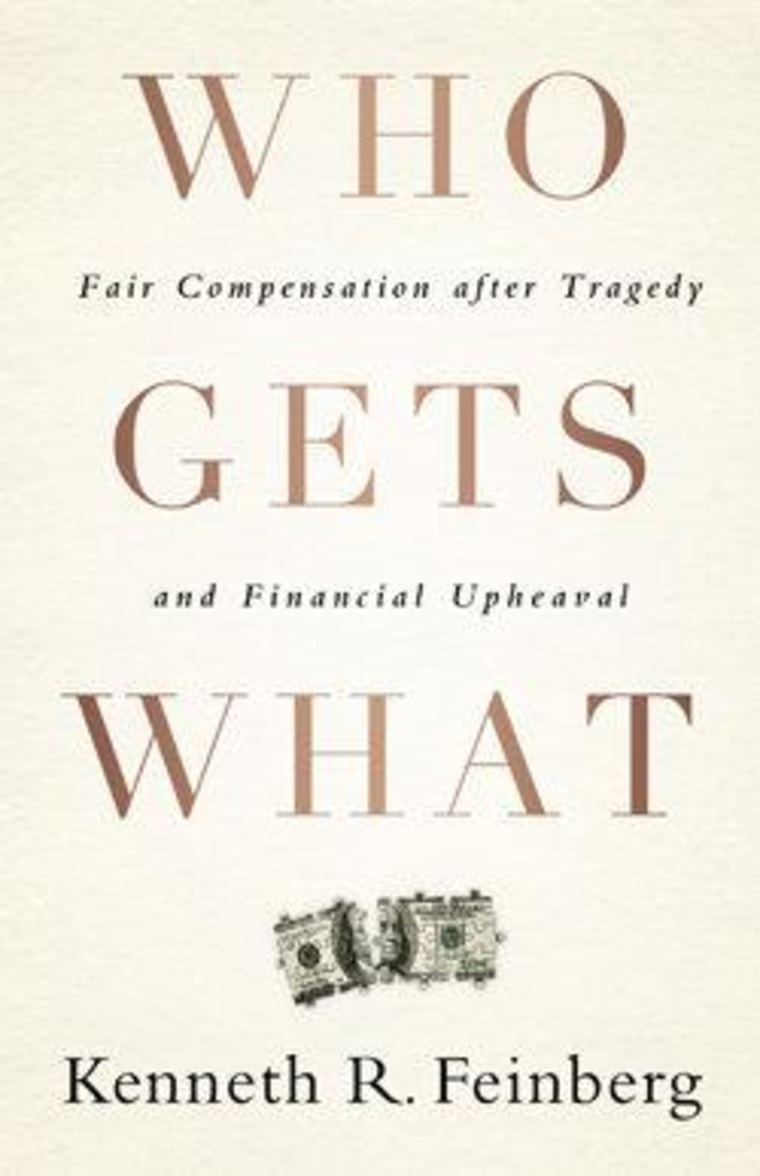 """An excerpt from Kenneth Feinberg's """"Who Gets What"""""""