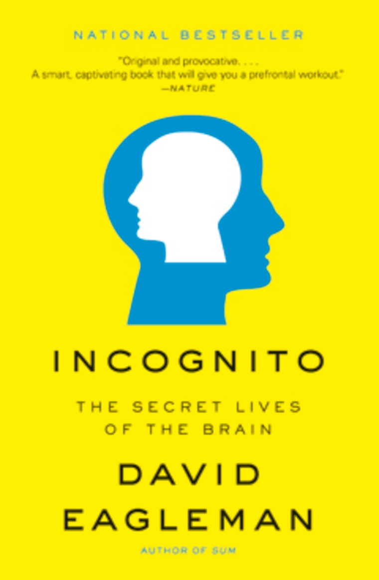 """An excerpt from David Eagleman's """"Incognito: The Secret Lives of the Brain"""""""