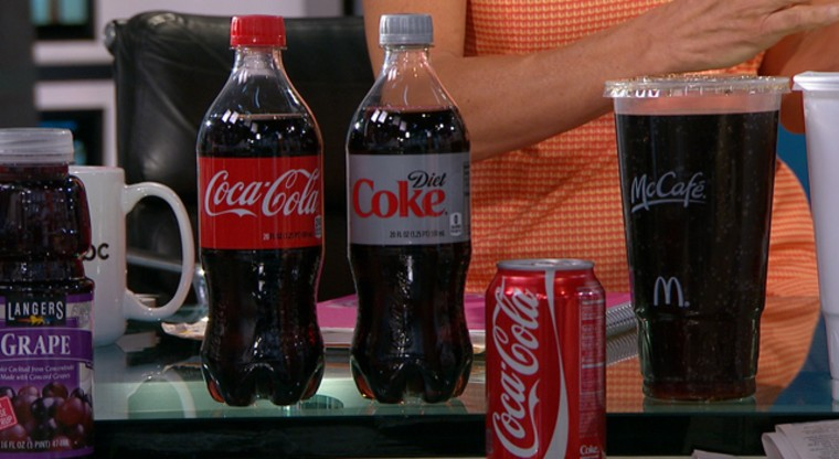 NYC Mayor Bloomberg takes steps to ban sale of large sugary drinks