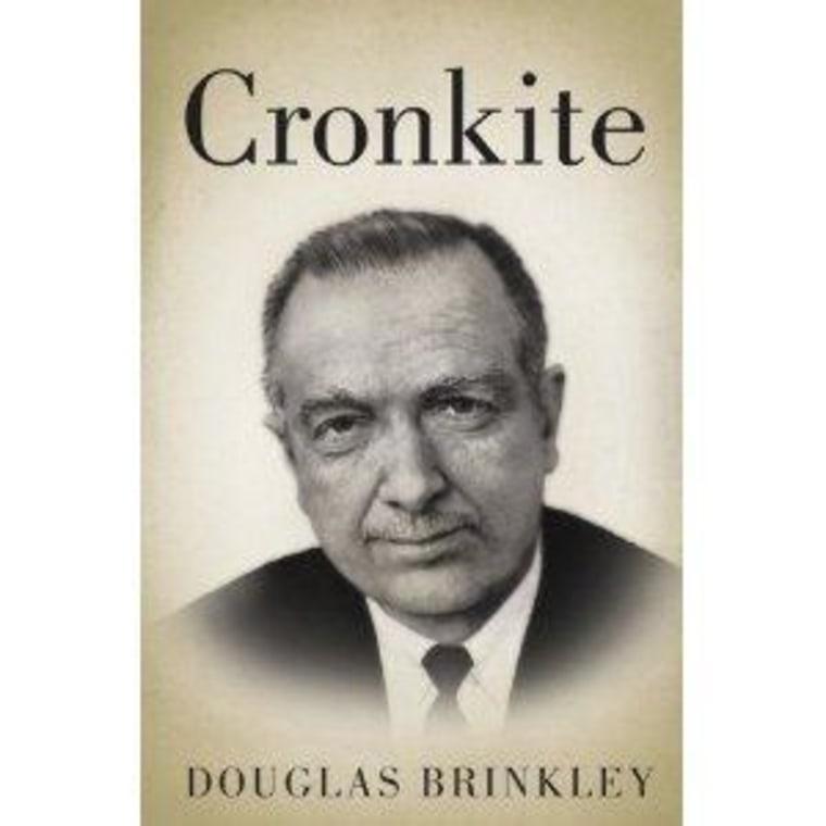 An excerpt from Douglas Brinkley's 'Cronkite'