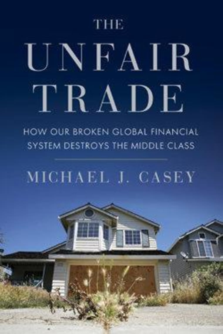 """An excerpt from Michael Casey's """"The Unfair Trade"""""""