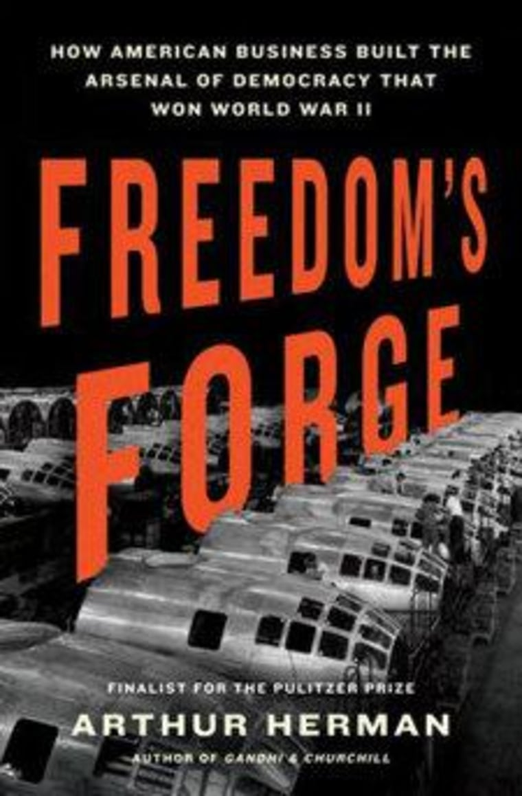 "An excerpt from Arthur Herman's new book ""Freedom Forge"""