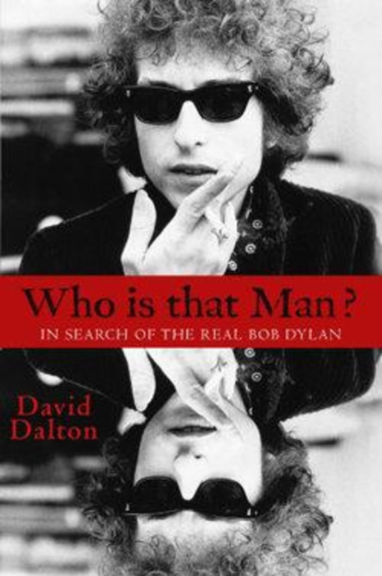 """An excerpt from David Dalton's new book \""""Who is that Man?\"""""""