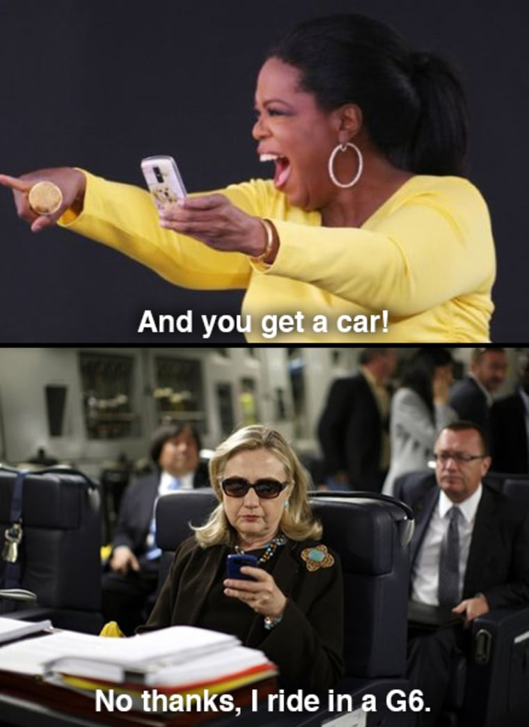 From Texts from Hillary